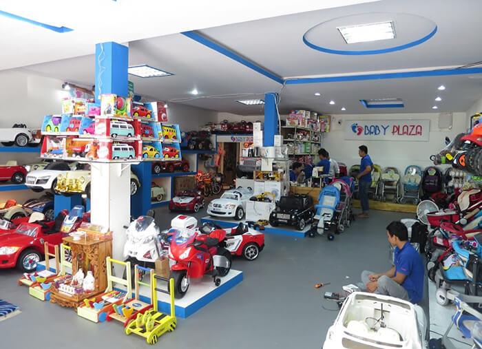 Các cửa hàng bán đồ chơi trẻ em uy tín nhất tại TPHCM 5