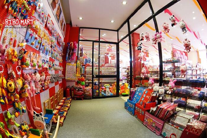 Các cửa hàng bán đồ chơi trẻ em uy tín nhất tại TPHCM 1