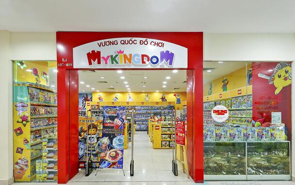 Các cửa hàng bán đồ chơi trẻ em uy tín nhất tại TPHCM 4