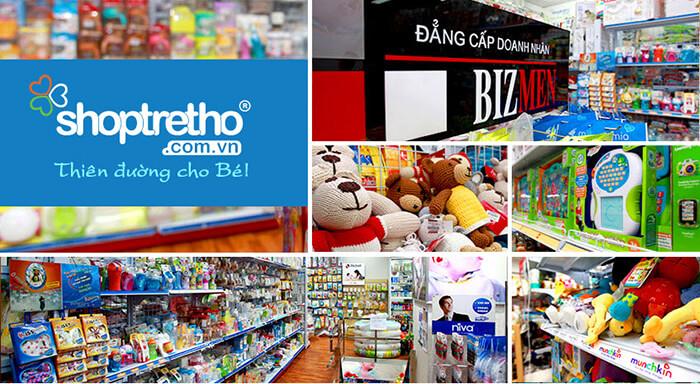 Các cửa hàng bán đồ chơi trẻ em uy tín nhất tại TPHCM 2