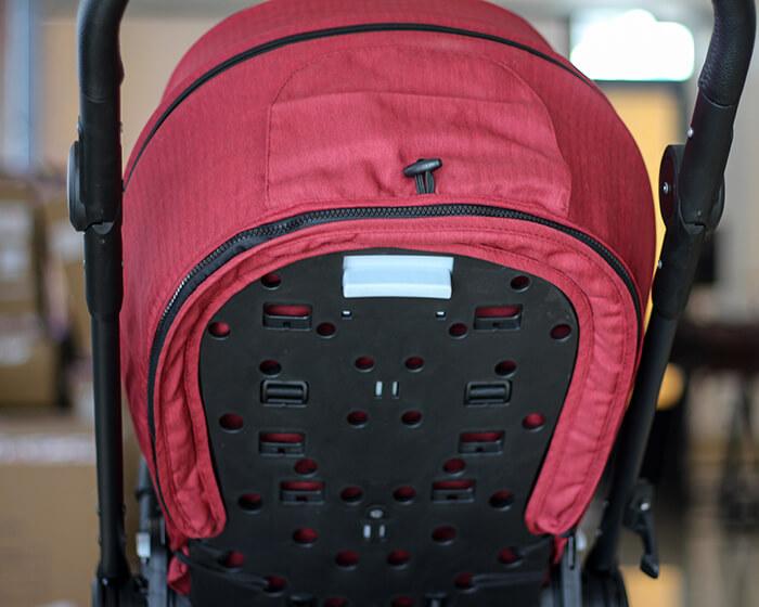 Xe đẩy 2 chiều cao cấp cho bé TOPBI S1000 21