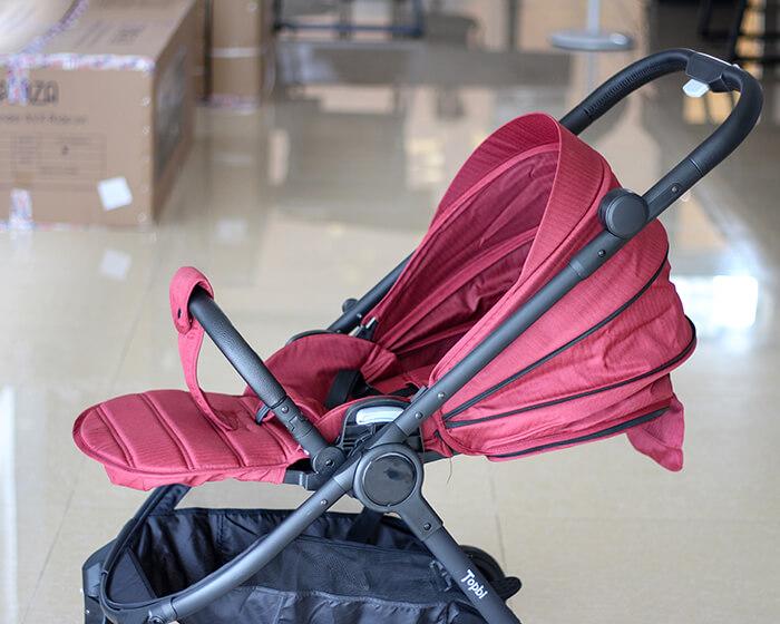 Xe đẩy 2 chiều cao cấp cho bé TOPBI S1000 23