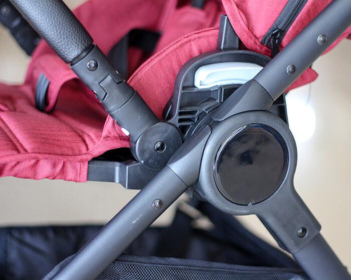Xe đẩy 2 chiều cao cấp cho bé TOPBI S1000 27